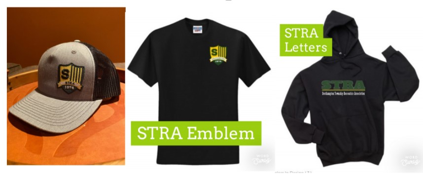 STRA Merchandise for Sale!